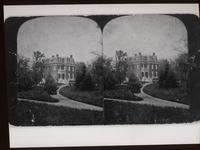Stereograph Image of Ellwood House