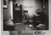 Dr. Brown's Office