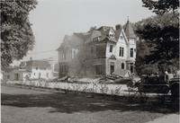 Haish House Being Razed