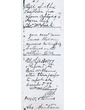 Bill of Alexander Southun for Expense Capturing Horse Thief Chas McNeil?