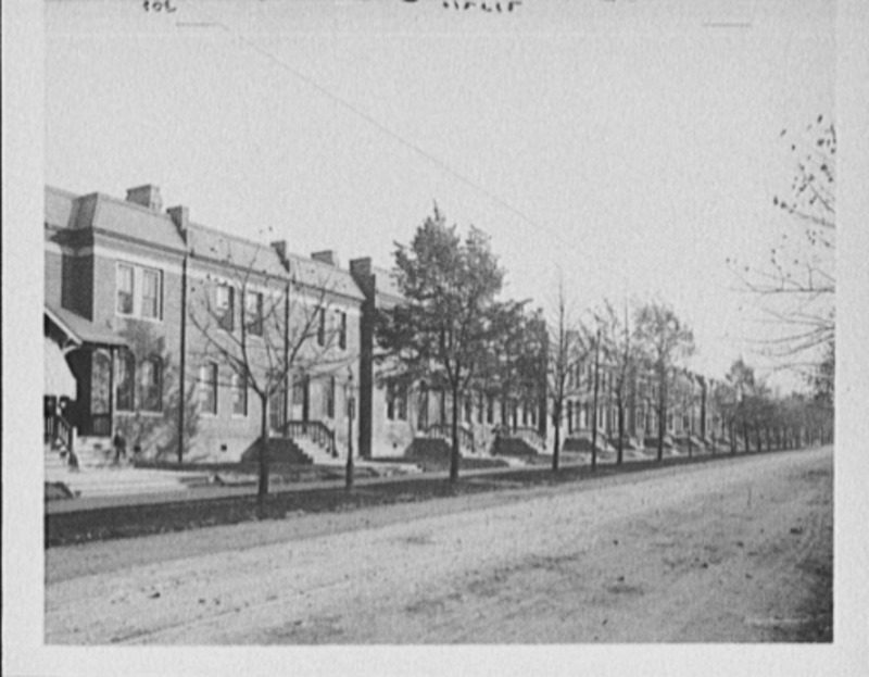 Pullman Workers' Houses