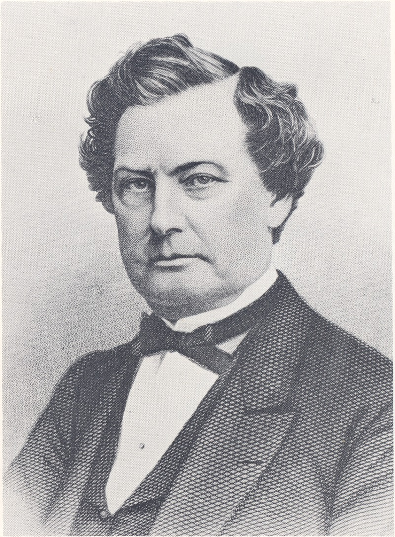 Illinois Governor Richard Yates