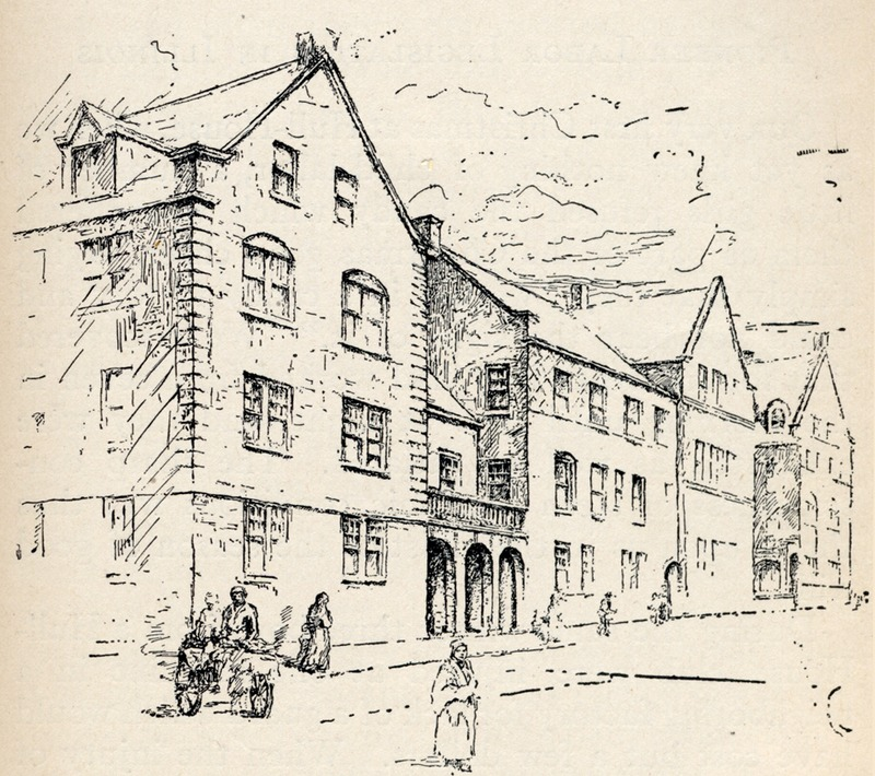 hull house 1889