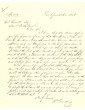 Letter to William Gooding to David Keavitt concerning Canal
