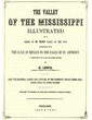 The English Title Page of The Valley of the Mississippi Illustrated.