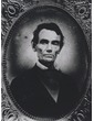 Abraham Lincoln, Ambrotype, Macomb, Illinois
