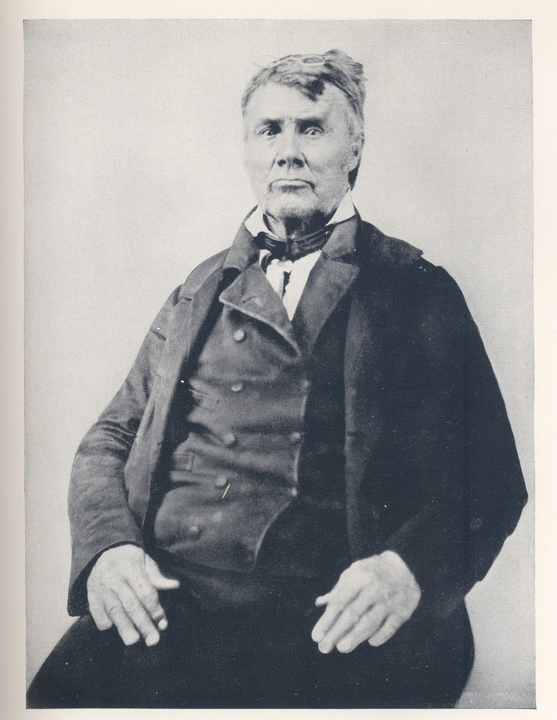 Methodist evangelist Peter Cartwright