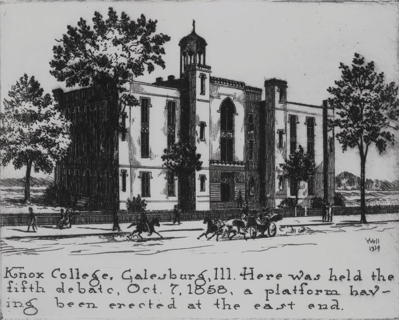 Knox College, Galesburg, Illinois