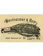 Weinheimer and Opp, Importers and Packers of Leaf Tobacco, Trade Mark