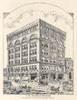 H. H. Culver's Building, Southeast Cor., Twelfth and Locust Streets