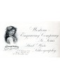 Western Engraving Company, St. Louis. Steel Plate and Lithography