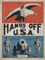 Hands off the U.S.A.