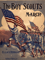Boy Scouts march