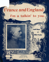 France and England I'm a-talkin' to you