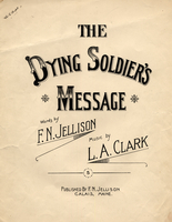 The dying soldier's message
