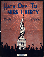 Hats off to Miss Liberty