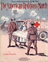 American Red Cross march