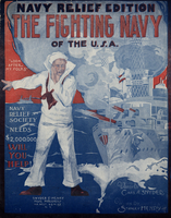 The fighting Navy of the U.S.A.