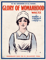 Glory of womanhood