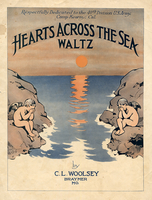 Hearts across the sea