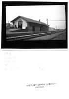 Chicago, Burlington and Quincy, Buda, Illinois Station