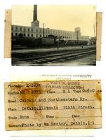 Chicago and Northwestern Railway, DeKalb, Illinois, Sixth Street