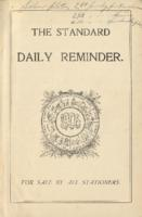 Kate Vanderhoof Diaries (1906)