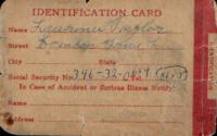 Estate documents (1913-1976)