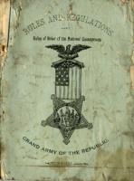 Rules and regulations and rules of order of the National Encampment, 1883