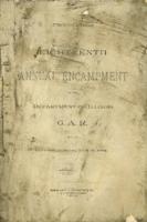 Proceedings of eighteenth annual encampment of the department of Illinois G.A.R. held at Decatur, January 30 & 31, 1884.