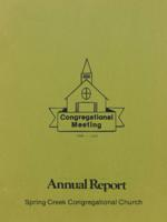 Annual reports (1986-1999)
