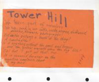 Tower Hill retreat pictures (1984)