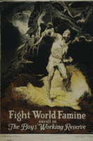 Fight world famine Enroll in the boys working reserves