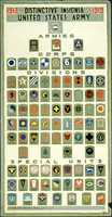 1917 - Distinctive Insignia United States Army - 1919