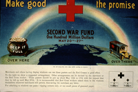 Make good the promise Second War Fund
