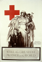 Still the greatest mother in the world Fourth Red Cross roll call