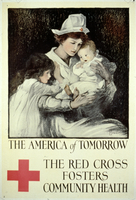 The America of tomorrow The Red Cross fosters community health