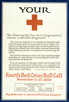 Your + The American Red Cross, by its congressional charter, is officially designated ...