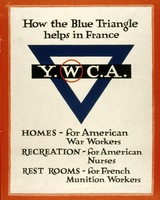 How the blue triangle helps in France YWCA