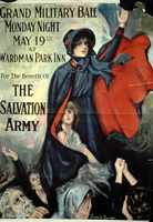 Grand Military Ball Monday night May 19th, 1919 at Wardman Park Inn