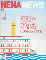 NENA news. Volume 8, No. 2 (May 1990)