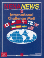 NENA news. Volume 11, No. 3 (August 1993)
