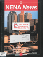 NENA news. Volume 13, No. 2 (June 1995)