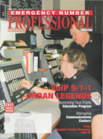 Emergency number professional magazine. Volume 24, Number 2 (March 2006)