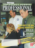 Emergency number professional magazine. Volume 24, Number 6 (August 2006)