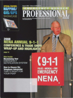 Emergency number professional magazine. Volume 26, Number 6 (August 2008)