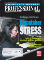 Emergency number professional magazine. Volume 26, Number 7 (September 2008)