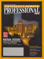 Emergency number professional magazine. Volume 27, Number 4 (May/June 2009)