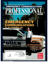 Emergency communications professional magazine. Volume 28, Number 2 (March 2010)
