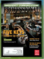 Emergency communications professional magazine. Volume 28, Number 3 (April 2010)